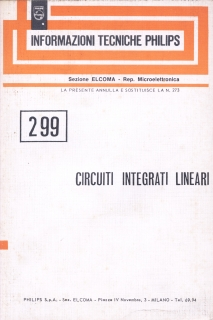 Philips - Integrati Lineari 1968_299